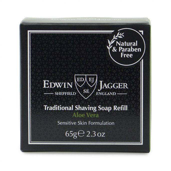 Edwin Jagger Shaving Soap Aloe Vera SSAV