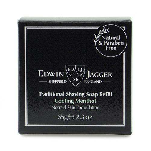 Edwin Jagger Shaving Soap Cooling Menthol SSCM