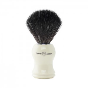 Edwin Jagger Synthetic Brush - Ivory - 21P37