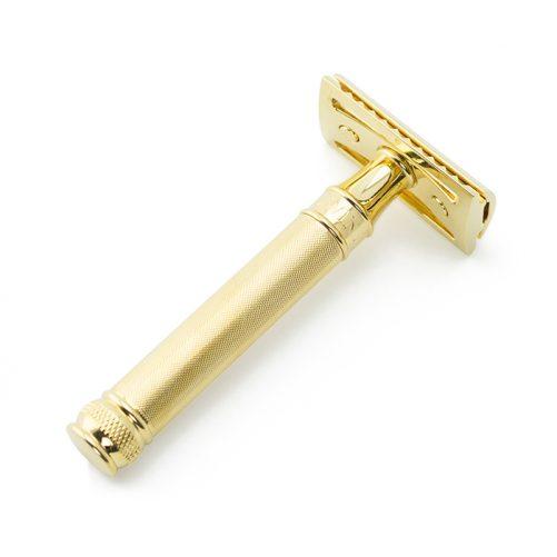 Edwin Jagger Safety Razor Gold DE89BA11Gbl