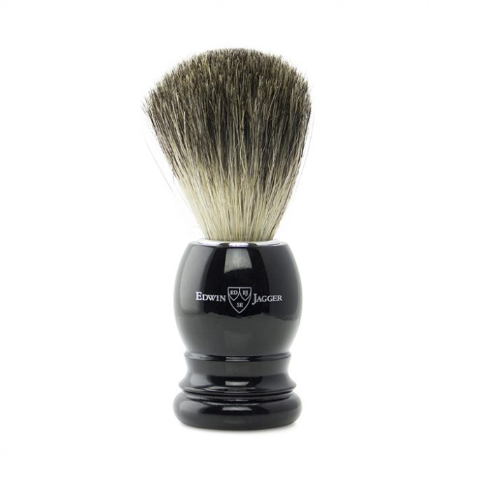 Edwin Jagger Shaving Brush - Pure Badger 81P26