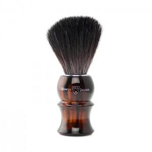 Edwin Jagger Synthetic Brush - Faux Tortoise Shell - 21P13