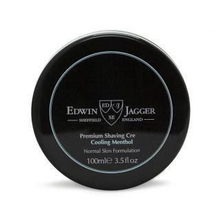 Edwin Jagger Shaving Cream Bowl Cooling Menthol SCCM
