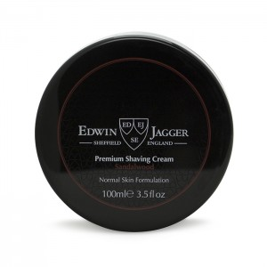 Edwin Jagger Shaving Cream Bowl Sandalwood SCSW