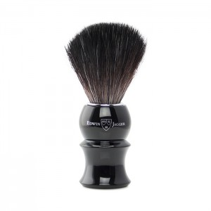 Edwin Jagger Synthetic Brush - Ebony - 21P16