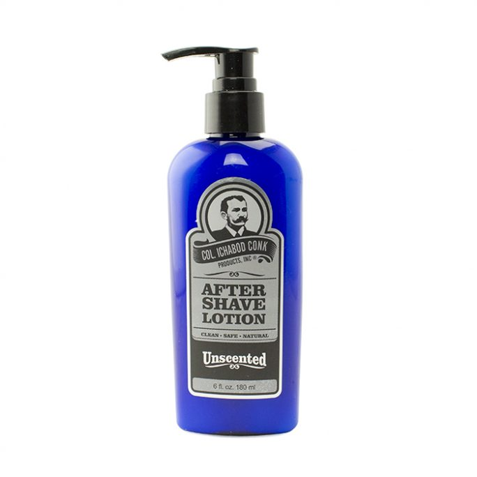 Col Conk Unscented After Shave Lotion