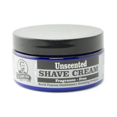 Col Conk Unscented Shave Cream