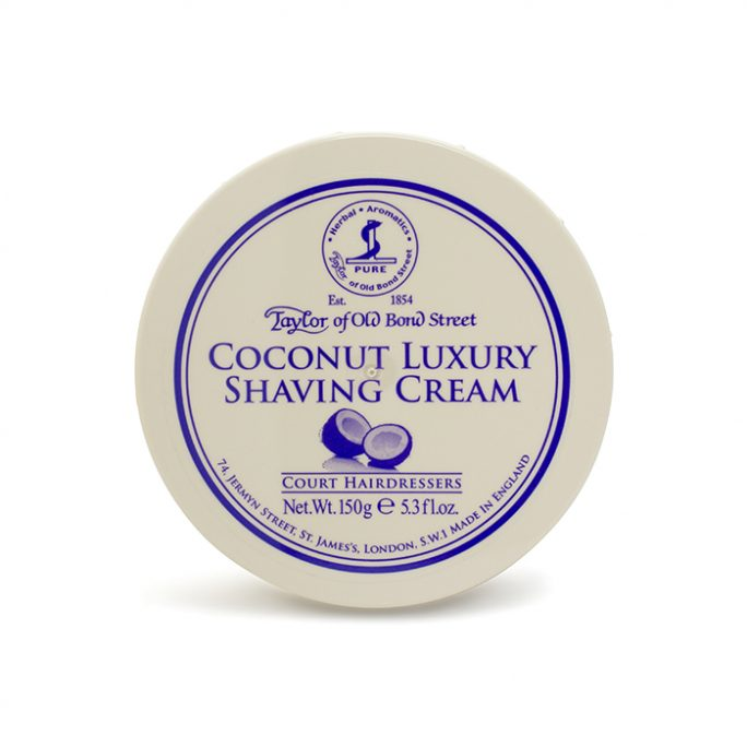 Taylor of Old Bond Street Shaving Cream Bowl - Coconut