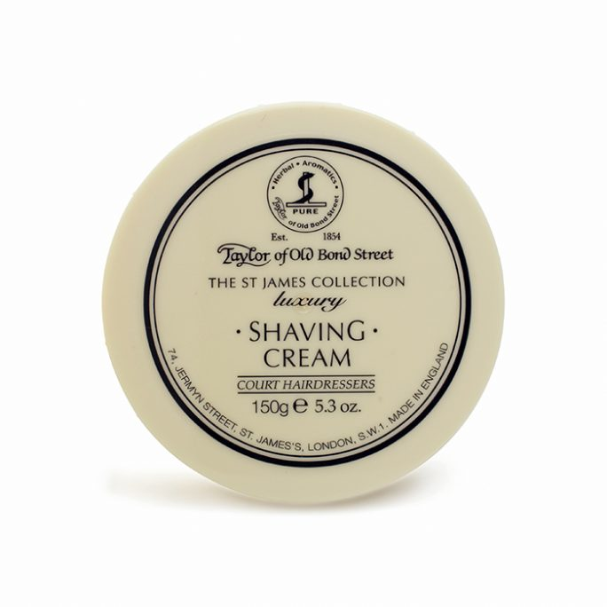 Taylor of Old Bond Street Shaving Cream Bowl - St James