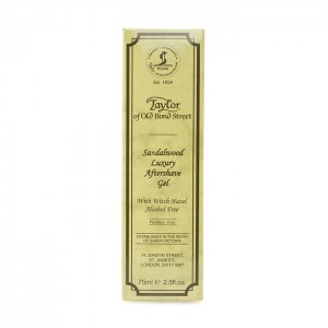 Taylor of Old Bond Street Luxury Aftershave Gel - Sandalwood