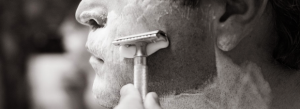 Safety Razor Shaving