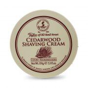 Taylor of Old Bond Street Shaving Cream Bowl - Cedarwood