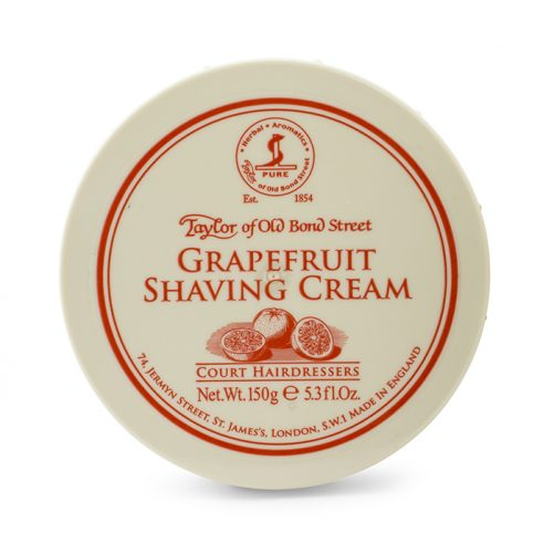 Taylor of Old Bond Street Shaving Cream Bowl - Grapefruit