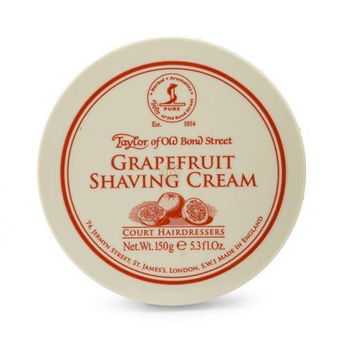 Taylor of Old Bond Street Shaving Cream Bowl - Grapefruit