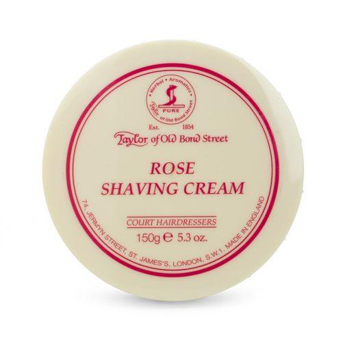 Taylor of Old Bond Street Shaving Cream Bowl - Rose