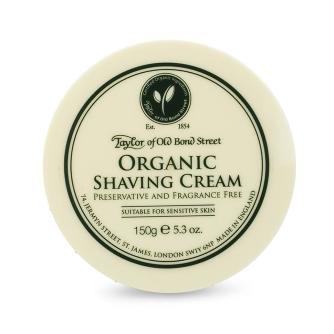 Taylor of Old Bond Street Shaving Cream Bowl - Organic