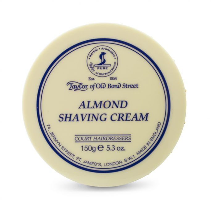 Taylor of Old Bond Street Shaving Cream Bowl - Almond