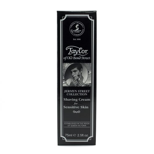 Taylor of Old Bond Street Shaving Cream Tube - Jermyn Street 2.5oz