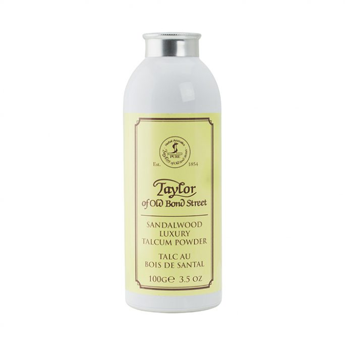 Taylor of Old Bond Street Sandalwood Talcum Powder