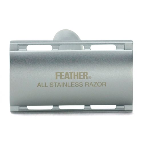 Feather All Stainless Double Edge Razor AS-D2