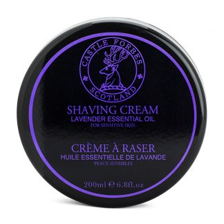 Castle Forbes Lavender Essential Shaving Cream