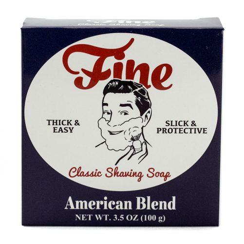 Fine America Blend Shaving Soap