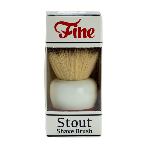 Fine Stout Shaving Brush