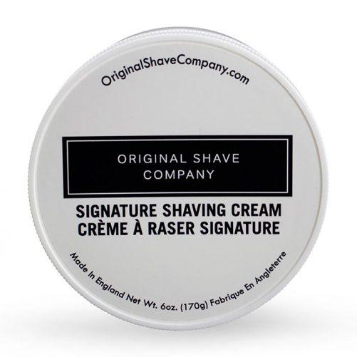 Signature Shaving Cream