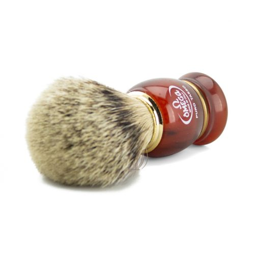 Omega Silvertip Shaving Brush 636