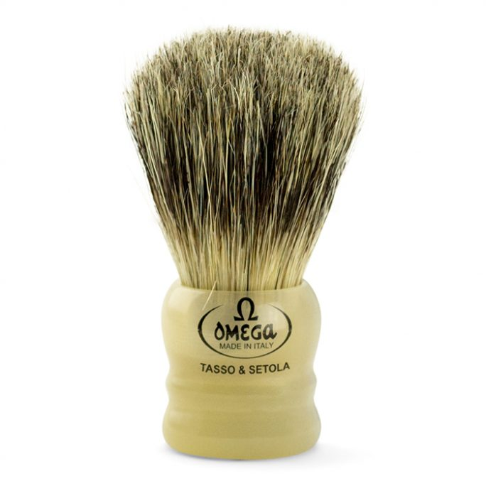 Omega Shaving Brush 11047