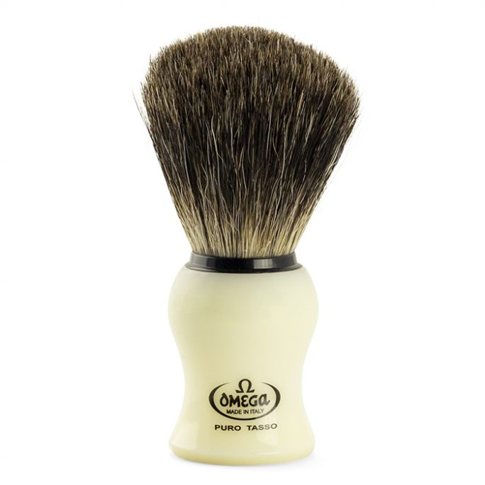 Omega Shaving Brush 13109